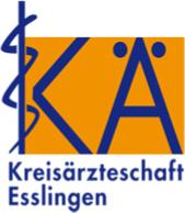 Kreisärzteschaft Esslingen Logo